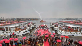 Viking River Cruises expands fleet with 12 new ships christened in Europe