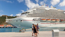Carnival Corporation & plc reports significantly higher first quarter earnings