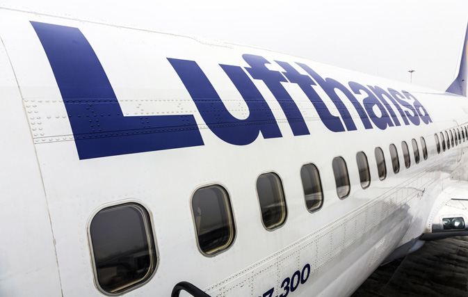 Lufthansa Group to charge 16 euros for GDS bookings as of Sept. 1