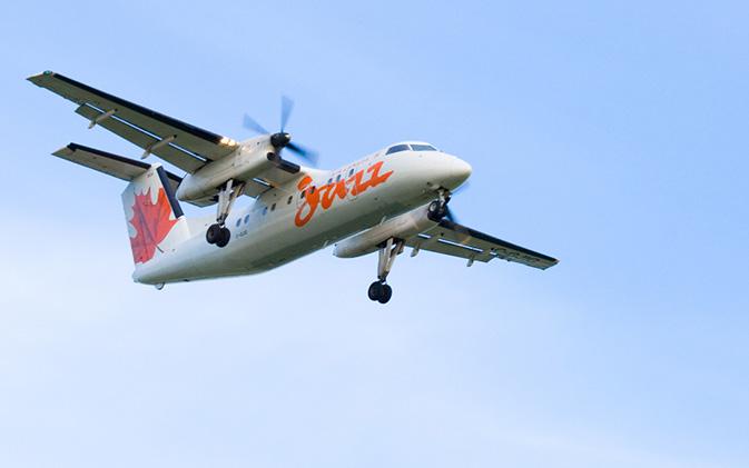 Jazz Aviation reaches tentative deal with flight attendants