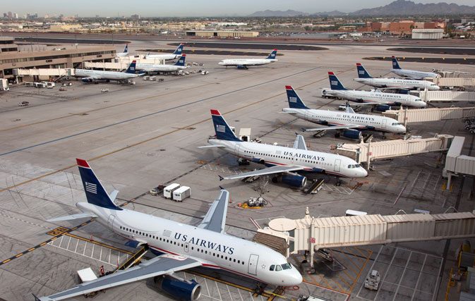 US Airways says farewell with final flight today