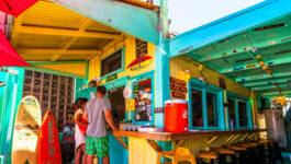 Eat at local hotspots