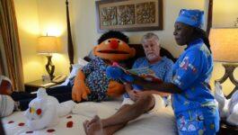 Caribbean Adventure with Sesame Street
