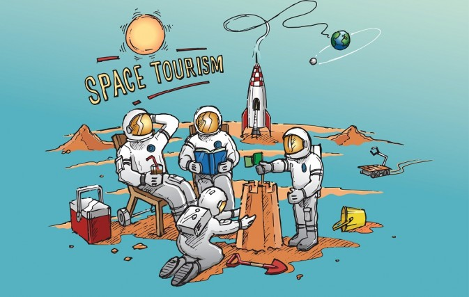 Image result for space tourism