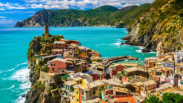 Italy's Cinque Terre to limit number of tourists this year