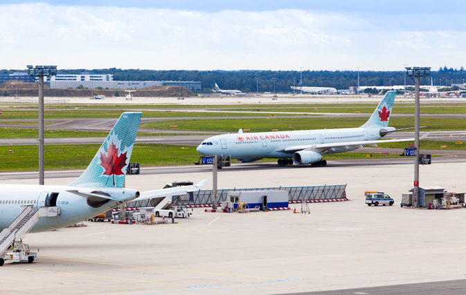 """Canadian airlines will """"remain very healthy over the next four years"""""""
