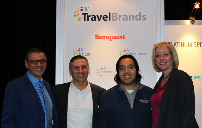 Travelbrands Celebrations Draw 2 500 Agents Travelweek