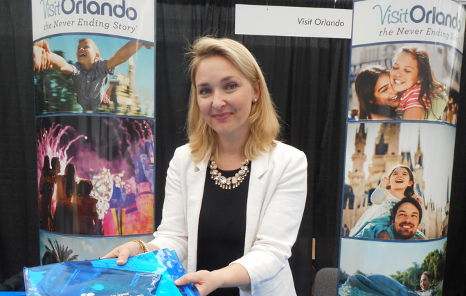 WestJet expresses agent appreciation at Trade Expo 2016