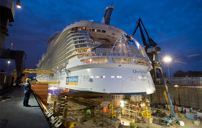New ships on deck for Royal Caribbean, Celebrity Cruises
