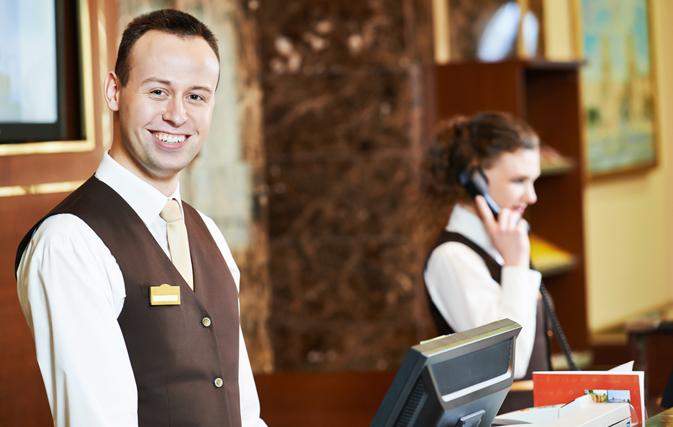 Kết quả hình ảnh cho staff in hotel