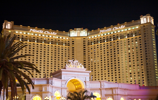 Monte Carlo Hotel Las Vegas >> Mgm Resorts To Renovate Monte Carlo Casino Hotel In Vegas
