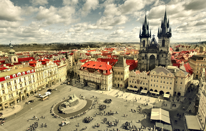 Missed seeing the Czech Republic? Be one of the first to visit 'Czechia'
