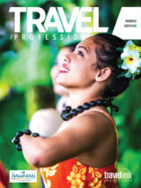 Travel Professional Hawaii 2016 Cover