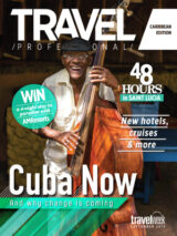 Travel Professional Caribbean 2016 Cover