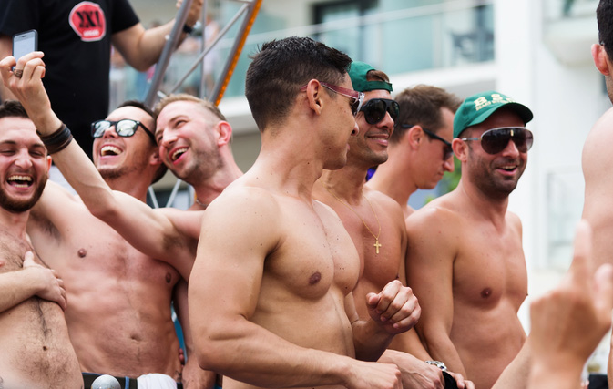 What's with all the gays? One unsuspecting tourist reviews gay-friendly hotspot