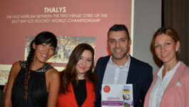 Rail Europe links Cologne, Paris for world hockey championship; booking portal now open