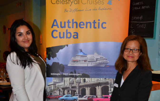 """Celestyal Cruises' 2017 year-round sailings offer a """"different way to see Cuba"""""""