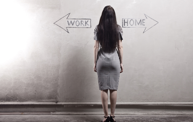 How's your work/life balance working out?