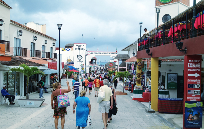 Five killed in shooting at nightclub in Playa del Carmen resort