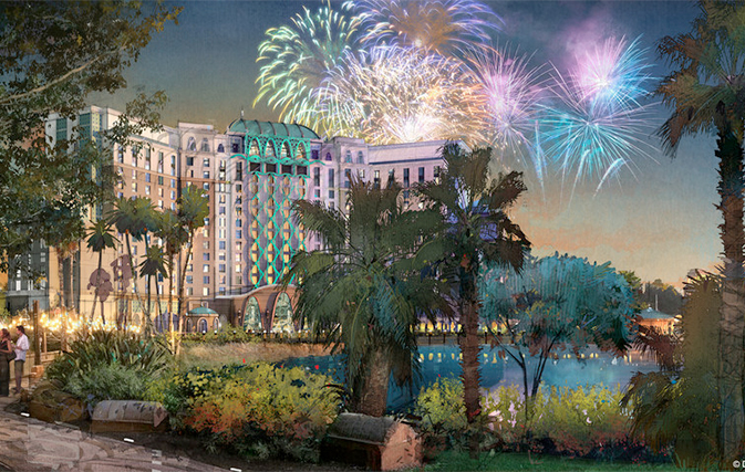 Disney's Coronado Springs to get 500 more rooms