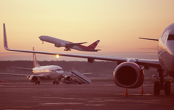 Exactly how many planes are there in the world today?