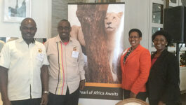Uganda, Pearl of Africa comes to Canada