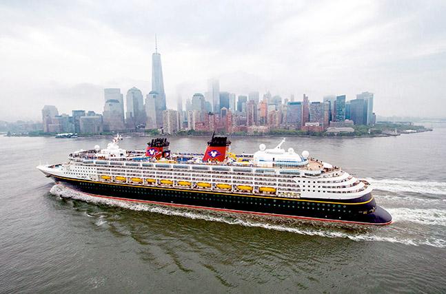 Bermuda Quebec City New For Disney Cruise Line In 2018