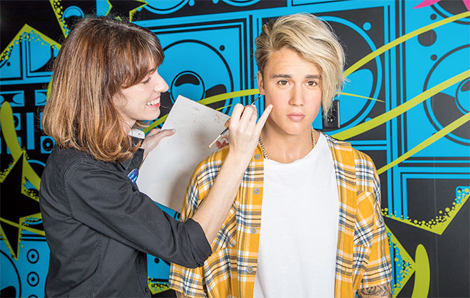 Swoon! Justin Bieber statue unveiled at Madame Tussauds Orlando