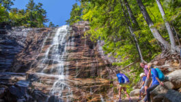 Arethusa Falls, Crawford Notch