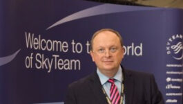 Karl Muller, Director, Canada for airline GSA AirlinePros