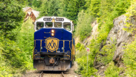 Rocky Mountaineer to extend season's start to July 1