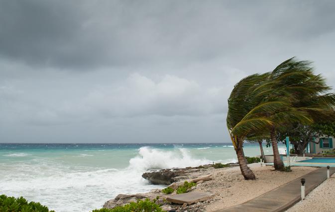 Tropical Storm Don heads towards eastern Caribbean islands