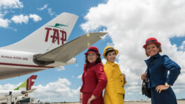 The 72-year-old airline, which doubled traffic to the U.S. over the past year, also offered retro flights this summer to Toronto and Sao Paulo.