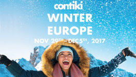 Contiki to Host Agents in a European Winter Wonderland