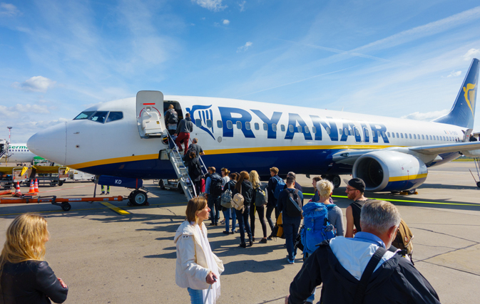 Ryanair manages to make a profit rise despite mass cancellations