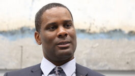 Sekou Stroude, Director of Sales, Canada for the Grenada Tourism Authority