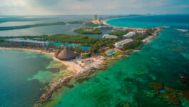 Club Med shows off its Cancun Yucatan resort, boosts Canadian business