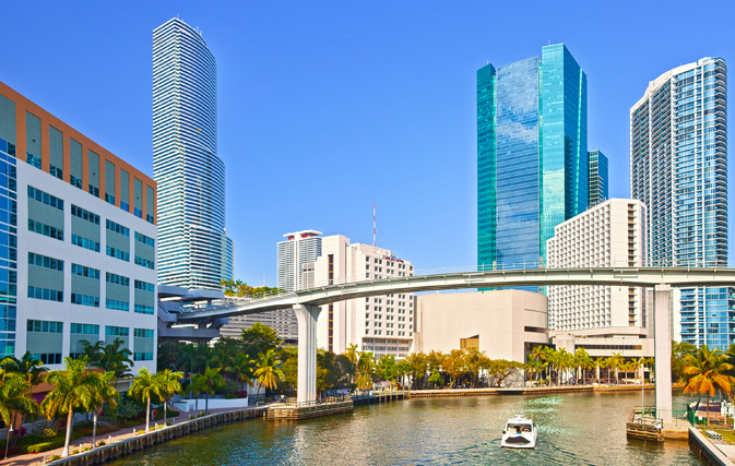 Wyndham Hotel Group launches new dual-brand concept in Miami