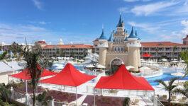 A year in review: Luxury Bahia Principe Fantasia, Punta Cana