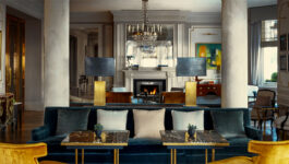 The Kensington in London offers style, space and atmosphere