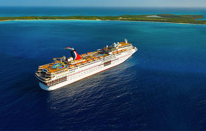 Carnival Paradise sets sail from Tampa following major makeover