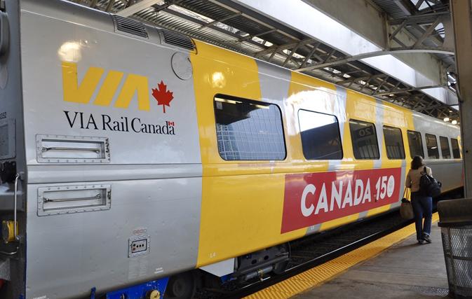 Partial VIA Rail service to resume between Quebec City-Ottawa