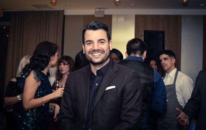 Ryan Saroli, CEO of Agencia Global