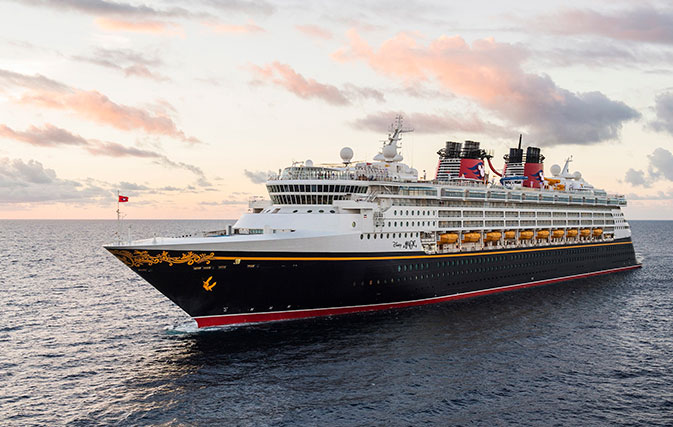 Disney Cruise Line extends suspension to July 27