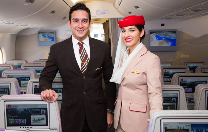 Dream job alert: Emirates now recruiting Canadians for cabin
