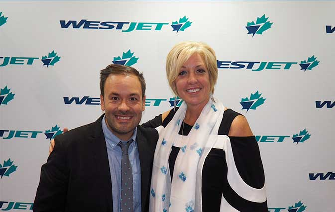 WestJet announces blockbuster agent discounts at Travel Trade Expos