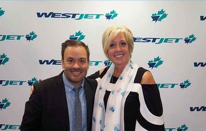 WestJet announces blockbuster agent discounts at Travel Trade Expos