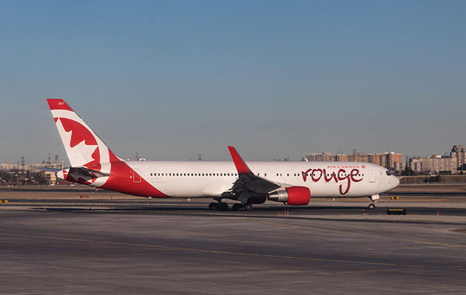 """""""It has exceeded all our expectations"""": Fifth anniversary for Air Canada Rouge"""