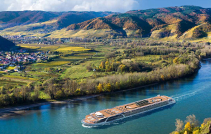 AmaWaterways win 'Best Overall Supplier' at Nexion's annual awards