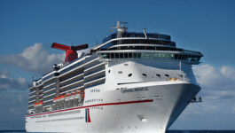 Carnival Cruise Line to return to San Diego with winter 2019 sailings